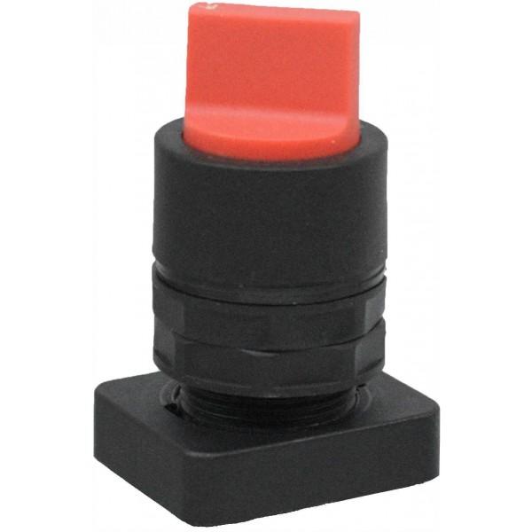 Accesoriu buton tip selector culoare rosie