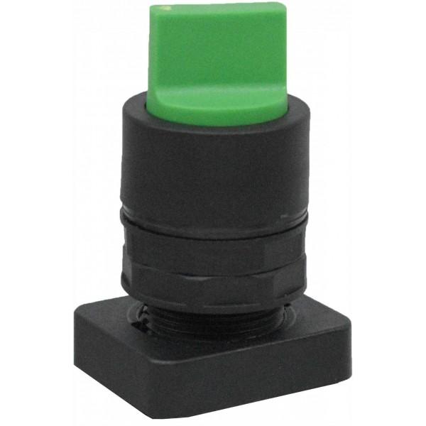 Accesoriu buton tip selector culoare verde