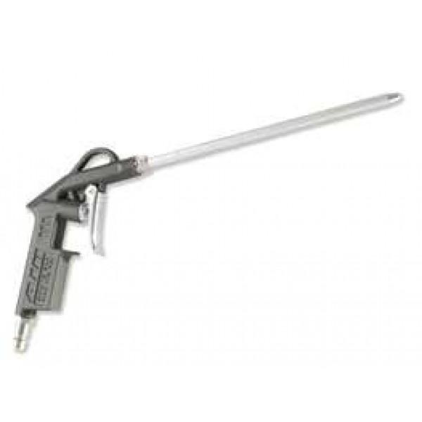 Pistol de suflat aer cu tija lunga