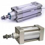 Cilindri pneumatici patrati  ISO 15552
