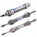 Cilindri pneumatici rotunzi ISO 6432