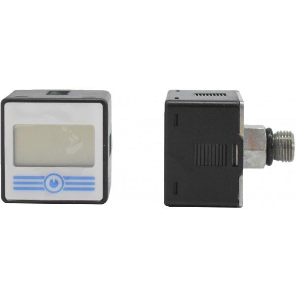 Manometru digital posterior pentru aer